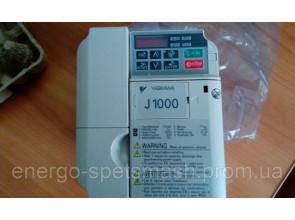 Частотник Yaskawa J1000 11квт 220В