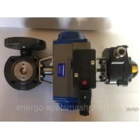 Клапан VALPRES DN25 c пневмоприводом KLINDER DK