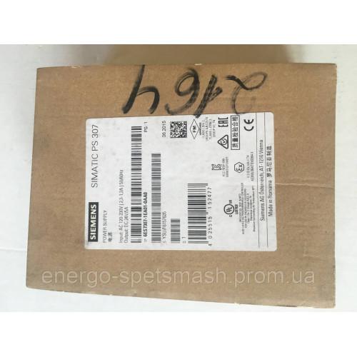 6ES7 307-1EA01-0AA0 Блок питания Siemens