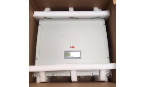 Инвертор ABB trio 20 tl outd s2x 20квт для солнечных панелей