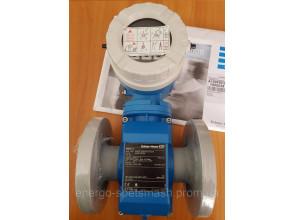 Электромагнитный расходомер EH Promag 10W50