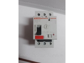 Автомат защиты двигателя Lovato 11 SM1B40 9-14А