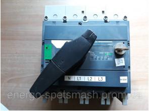 Выключатель-разъединитель Schneider Electric Interpact INS630 3P