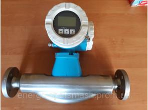 Массовый расходомер Promass 83F DN25 кориолисовый