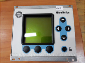 Преобразователь Micro Motion 3500
