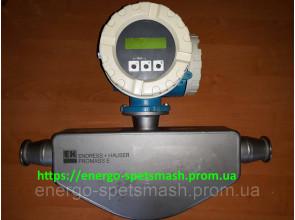 Массовыйкориолиcсовый расходомер Promass 83E40 DN40