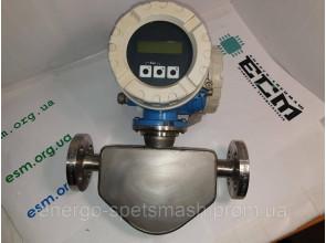 Масcовый кориолисовый расходомер DN15 EndressHauser Promass 40E15