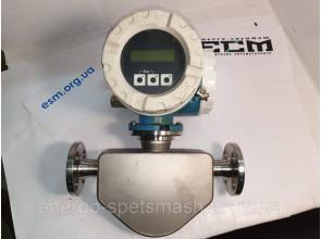 Масcовый кориолисовый расходомер DN15 EndressHauser Promass 80E15