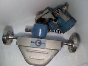 Масcовый кориолисовый расходомер DN15 MicroMotion F050