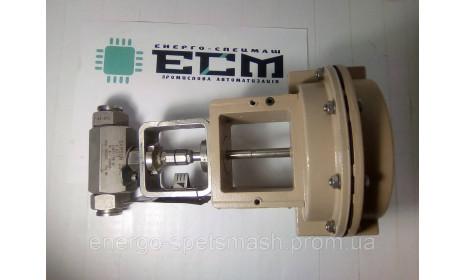 Микроклапан Samson 3510 G 12 с приводом 3277