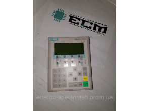 Сенсорная панель оператора Siemens 6AV6 641-0CA01-0AX1 OP77B