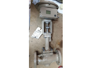 Регулирющий клапан Samson 3241 01 DN50 с приводом 3730-2