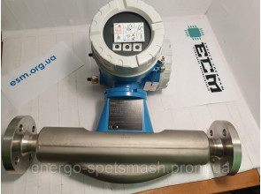 Масcовый кориолисовый расходомер DN25 EndressHauser Promass 80F25 новый