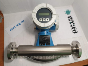Масcовый кориолисовый расходомер DN25 EndressHauser Promass 80F25