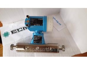 Масcовый кориолисовый расходомер DN25 EndressHauser Promass 83М25